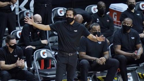 Heat leaders getting a little loud as team seeks climb from bottom of standings