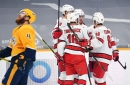Tuesday's Hurricanes-Predators game postponed due to COVID issues