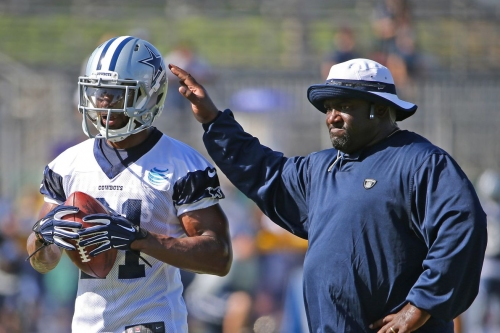 Bengals to interview former Cowboys RB coach Gary Brown for same position