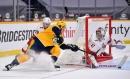 NHL postpones Carolina-Nashville, 1st postponement of the season