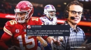 Colin Cowherd urges AFC Championship postponement until Chiefs' Patrick Mahomes can play