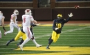Michigan football DL Luiji Vilain plans to transfer