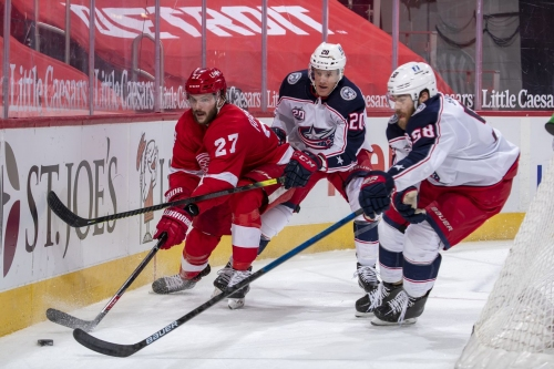 Columbus Blue Jackets vs. Detroit Red Wings: Updates, Lineups, Keys to the Game