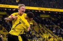 Jadon Sancho and Erling Haaland's value 'shift dramatically'