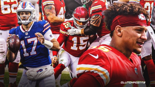 Report: Chiefs QB Patrick Mahomes clears 'big steps' in quest to play vs. Bills in AFC Championship Game