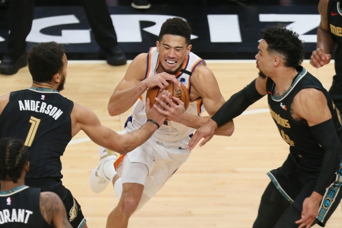Phoenix Suns: Looking back at Memphis loss, ahead to matchup with Rockets