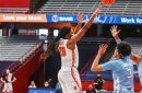 Syracuse WBB defeats North Carolina, 88-76