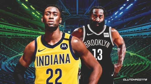 Pacers' Caris LeVert admits James Harden trade might have saved his life