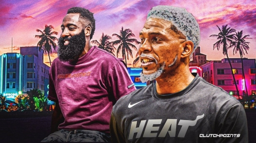 The hilarious reason Udonis Haslem is glad Heat didn't trade for James Harden