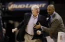 "The time Tim Duncan told Coach Pop ""Enough"""