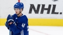 Pettersson's frustrations aren't a bad thing for his development