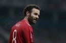 Manchester United stance on Juan Mata future