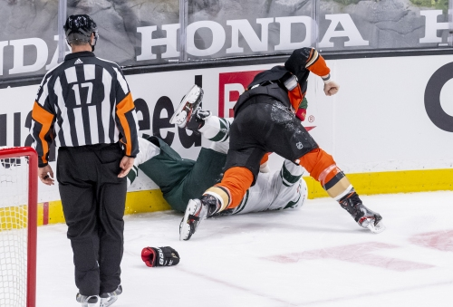 Ducks have options if defenseman Josh Manson can't play