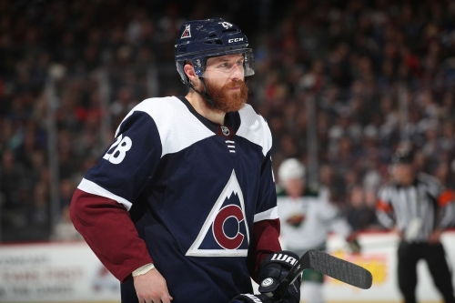 Wild acquire Ian Cole from Avs for Greg Pateryn
