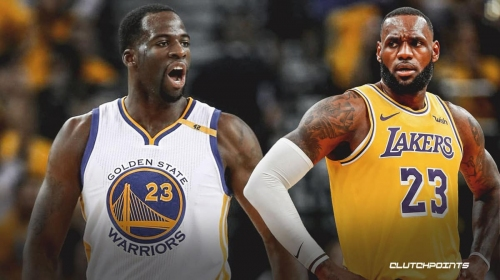 Lakers' LeBron James vindicated by Last Two Minute Report on Draymond Green gaffe
