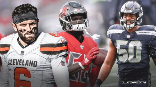 Cleveland Browns: 3 early free agent targets for the 2021 offseason