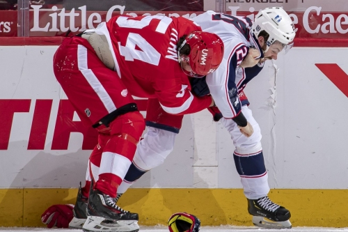 Game 4 GameThead: Blue Jackets and Red Wings set to renew friendship