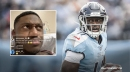 Titans star A.J. Brown's stunning revelation involving double knee surgery