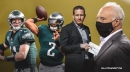 RUMOR: Eagles players texting owner Jeffrey Lurie to endorse one head coaching candidate