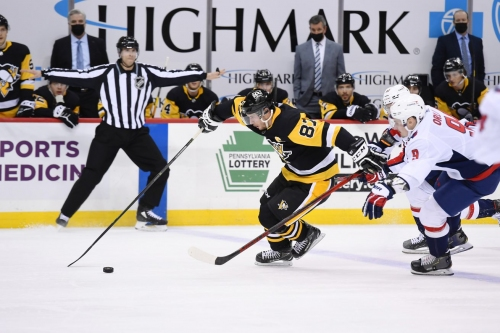 Penguins/Capitals Recap: Sid called game. Pens complete wild comeback in 5-4 win