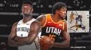 VIDEO: Pelicans' Zion Williamson destroys Derrick Favors during mid-air collision
