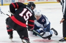 Sens Fall 4-3 to Jets in Overtime