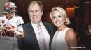 Patriots coach Bill Belichick's girlfriend rips fan over Tom Brady comment