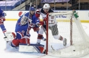 Devils Jump Out to Early Lead and Survive Late Rangers Siege, Winning 4-3