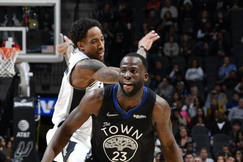 Warriors vs. Spurs Preview: Build on Monday's momentum
