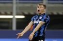 Liverpool, Tottenham Hotspur in for Inter Milan midfielder Nicolo Barella?