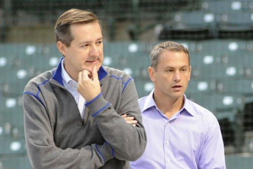 Just what are the Cubs doing this offseason, and why?