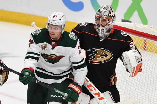 Preview: Wild look to rebound against Gibson and the Ducks