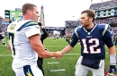 Reliving the Patriots' nine games against the now-retired Philip Rivers