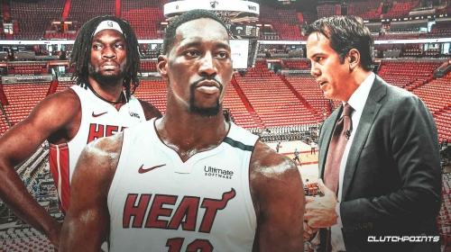 Heat's Bam Adebayo-Precious Achiuwa would 'wreak havoc,' but Erik Spoelstra reveals why they don't share court