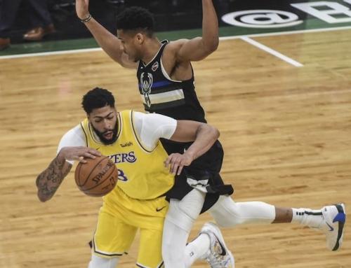 Anthony Davis: Lakers Feel 'Pressure' To Win Against Bucks