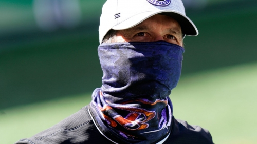 Ravens' Harbaugh reflect on the challenges of the season | VIDEO