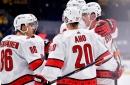 NHL postpones Hurricanes 2 games against Panthers