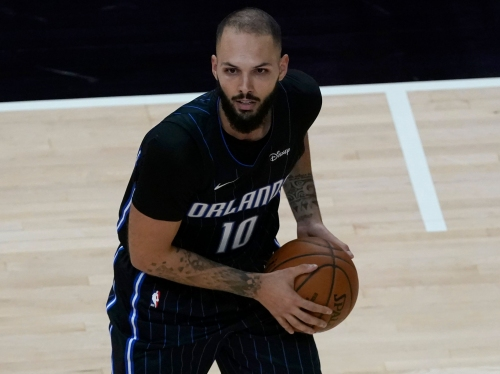 Magic guard Evan Fournier set to return from back injury, face Timberwolves