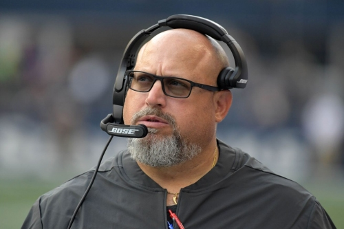 Giants reportedly looking for new offensive line coach