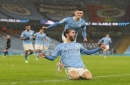 Result: Manchester City go top with two-goal win over Aston Villa