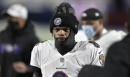 Ravens' John Harbaugh 'totally certain' QB Lamar Jackson will sign long-term | VIDEO