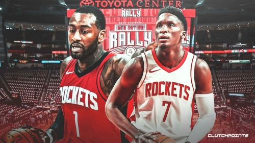John Wall-Victor Oladipo Rockets debut will have to wait a while longer due to injury