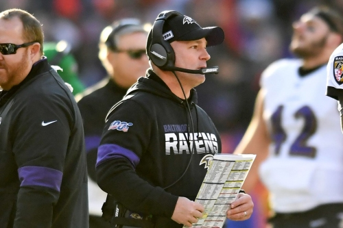 Report: Lions interview Ravens QB coach James Urban for OC job