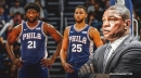 One part of Ben Simmons' game Sixers coach Doc Rivers desperately wants to see