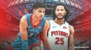 Pistons rookie Killian Hayes gets painful timetable to return from hip injury