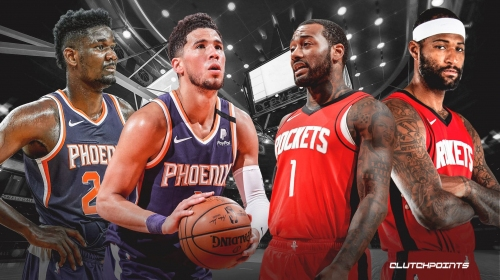 NBA odds: Suns vs. Rockets prediction, odds, pick, and more