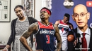 Bradley Beal calls for help, battling NBA to call off next Wizards game amid COVID-19 outbreak