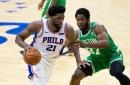 Sixers beat Celtics thanks to Embiid's 42