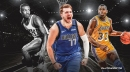 Mavs star Luka Doncic joins two NBA legends with latest triple-double record