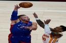 Detroit Pistons blow 17-point fourth-quarter lead vs. Atlanta Hawks, lose 123-115